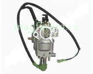 Карбюратор для бензинового двигателя GX 390 с электроклапаном и рычагом