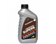 Масло компрессорное Patriot Garden COMPRESSOR OIL GTD 250/VG 100 1л
