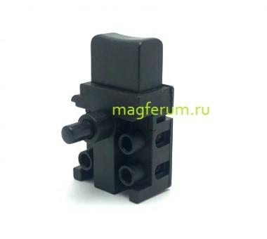 Выключатель №115 (ВК 8А с фиксацией в нажатом положении )